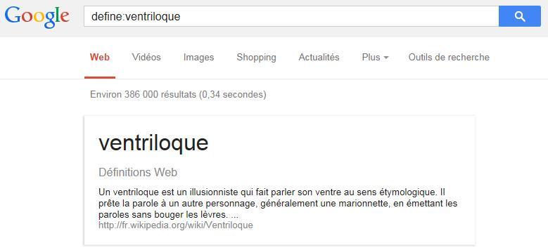 recherche-definition